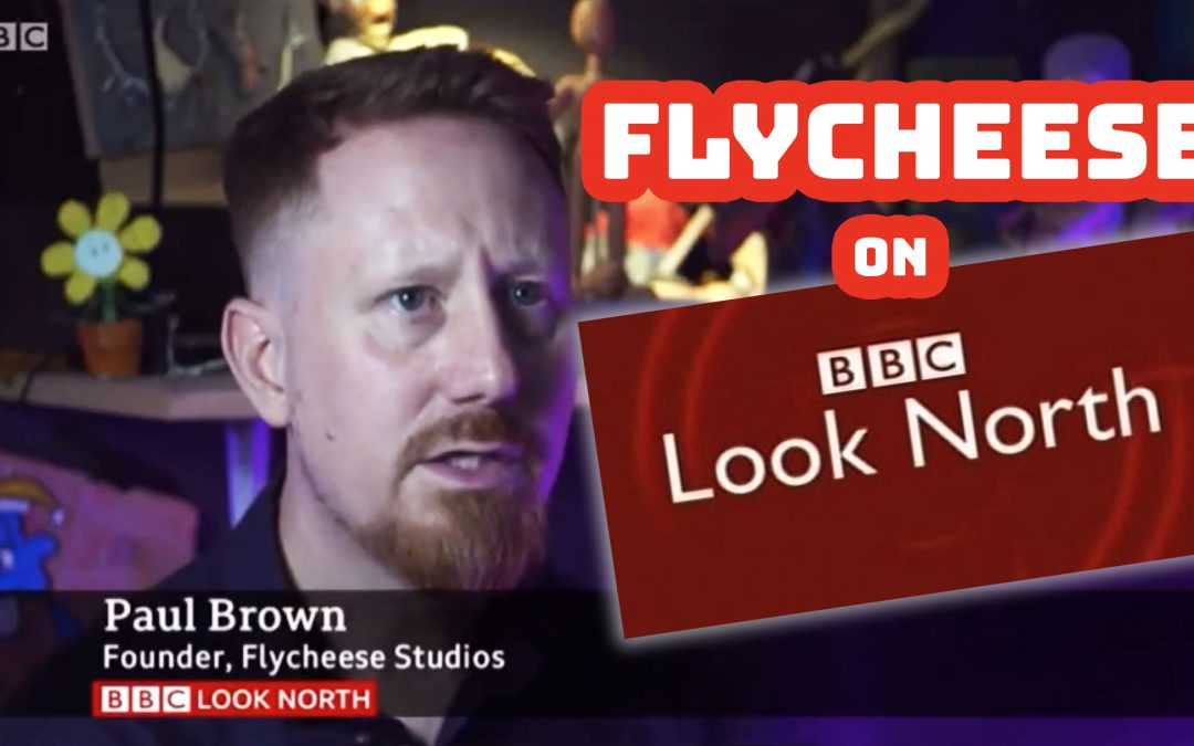 Flycheese on BBC Look North