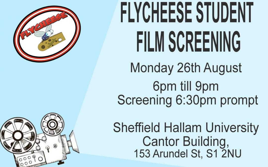 Student Showcase Sheffield Hallam University